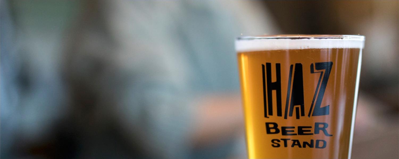 HAZ Beer Stand